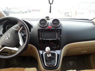2011款2.0T 手动柴油两驱精英型 5座