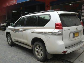 2010款4.0L ATTX-L NAVI 7座