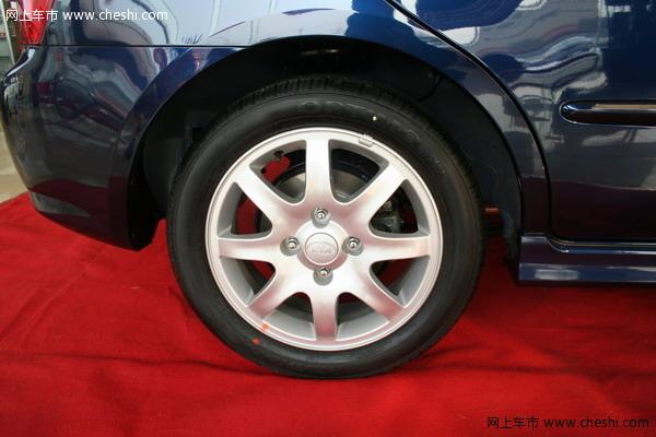 悦达起亚 赛拉图 两厢 轮胎轮毂 外观图片 25554高清图片
