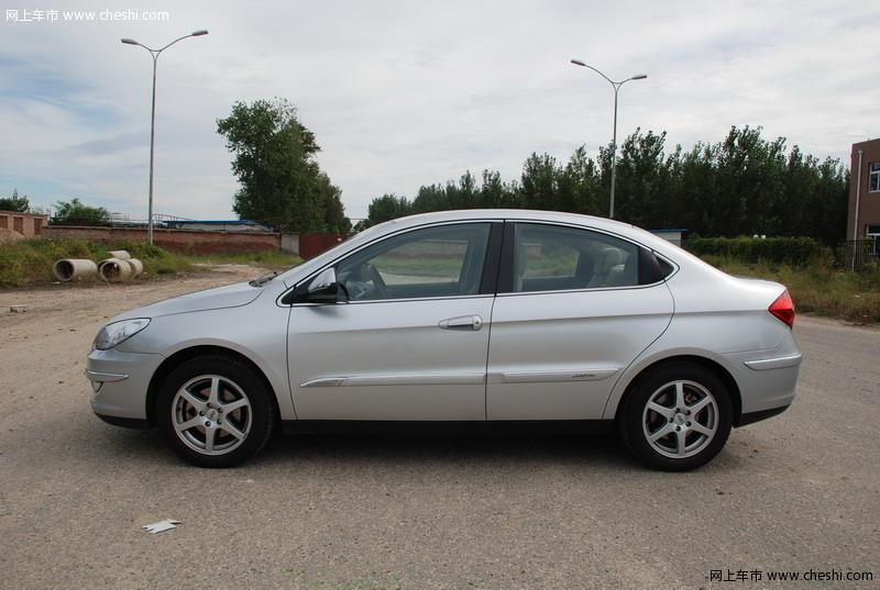 四轮碟刹的经济车型之 奇瑞a3 最低仅售2.68万元 奇瑞 高清图片