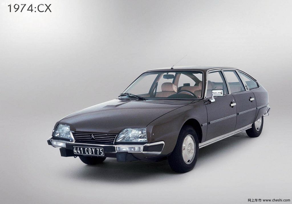 第6代 雪铁龙cx 古董汽车图片 高清图片