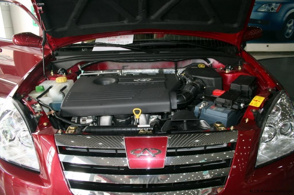 奇瑞 A5 发动机 其它图图片 36896图片