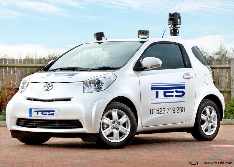 丰田iq 图片  相关文章·丰田ⅱ代全电动小车亮相 操纵杆取高清图片