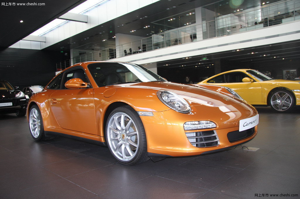 保时捷911卡雷拉图片 保时捷911卡雷拉跑车3.6和3.高清图片
