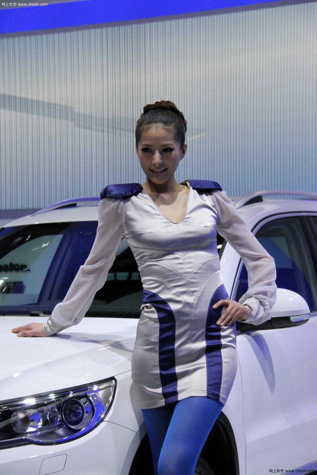 2010北京车展 模特活动