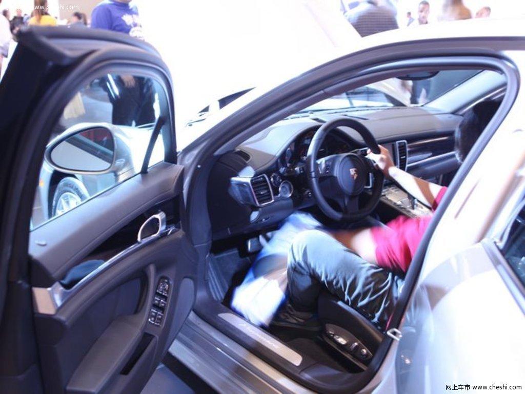 保时捷 panamera车展图片高清图片