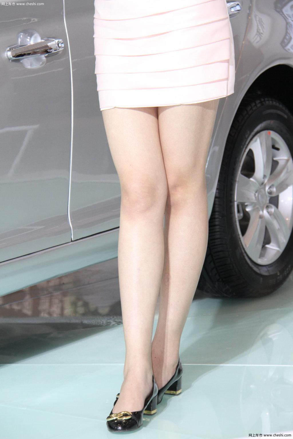 2010北京车展 车模美女