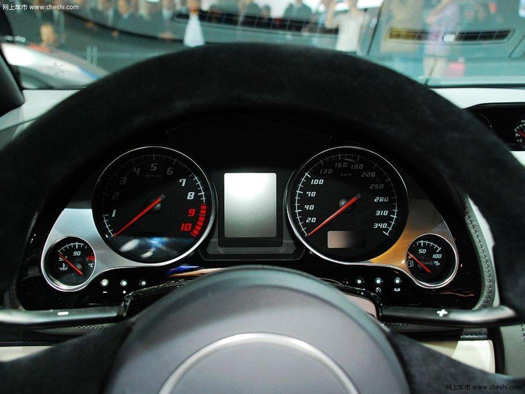 兰博基尼 aventador 2013款   兰博基尼盖拉多lp700 ( 中控 高清图片