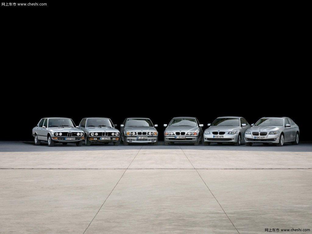 宝马5系(进口) 宝马(进口) 全新5系图片