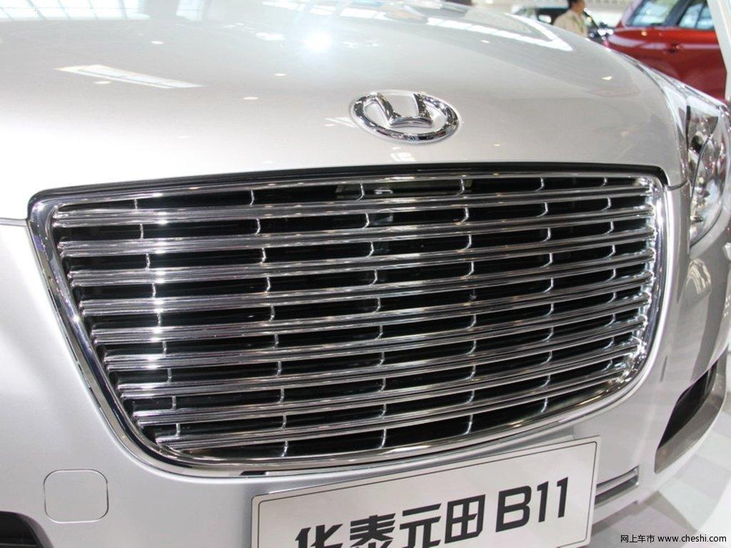 华泰汽车报价 华泰汽车suv柴油车 华泰汽车4s店高清图片