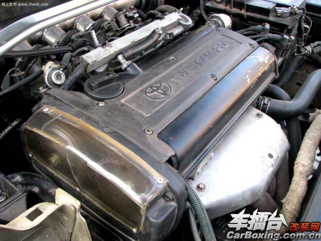 天津一汽 夏利tj7101 内功至胜 异种引擎移植富康改装案例 高清图片