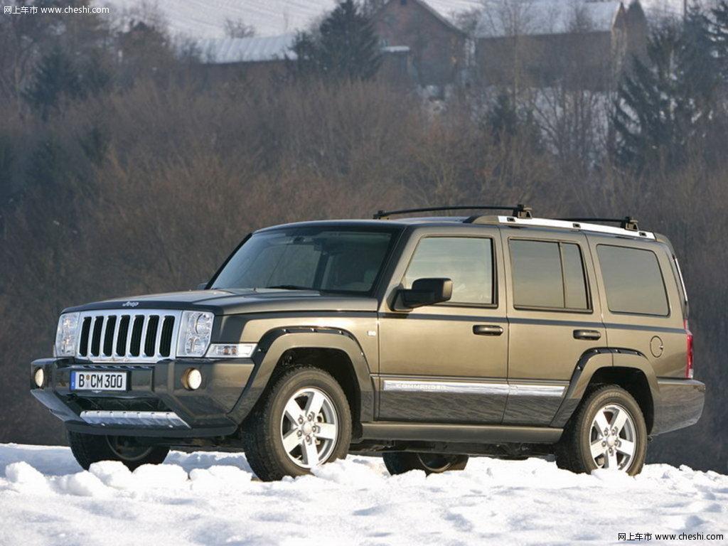 吉普jeep  指挥官  2007款