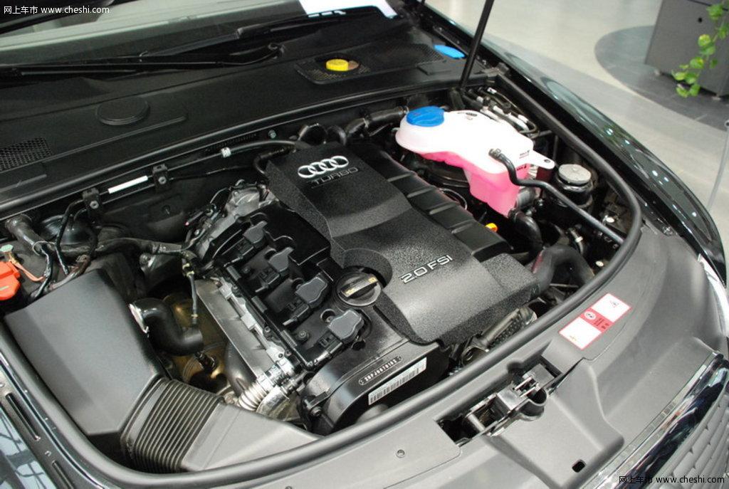 奥迪 新a6l 2008款 发动机 其他细节