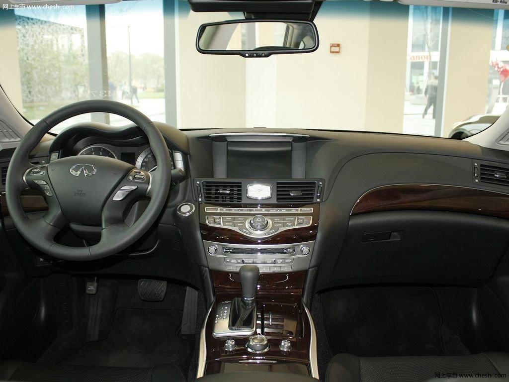 英菲尼迪M 2011款 M37 3.7L 自动中控方向盘高清图片 1 73 大图 -2011高清图片