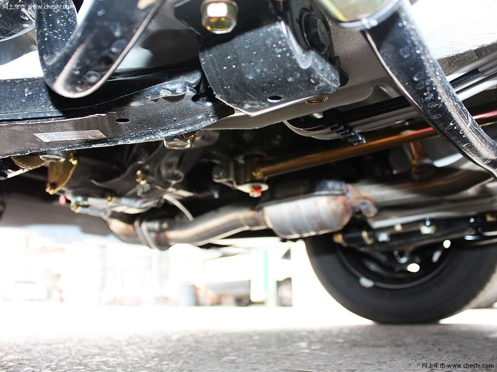 羚羊2011款 1.3l 手动基本型动力底盘高清图片(9/10)