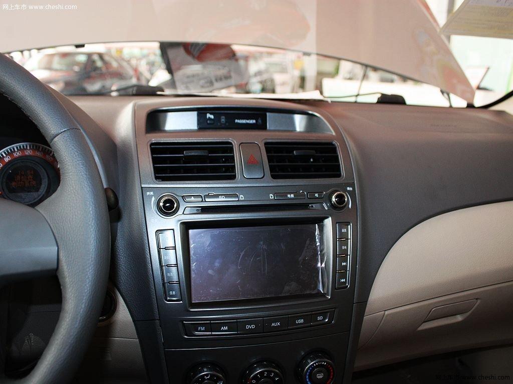 比亚迪L3 2011款 锋畅版 1.8L CVT尊贵型中控方向盘高清图片 10 20 高清图片