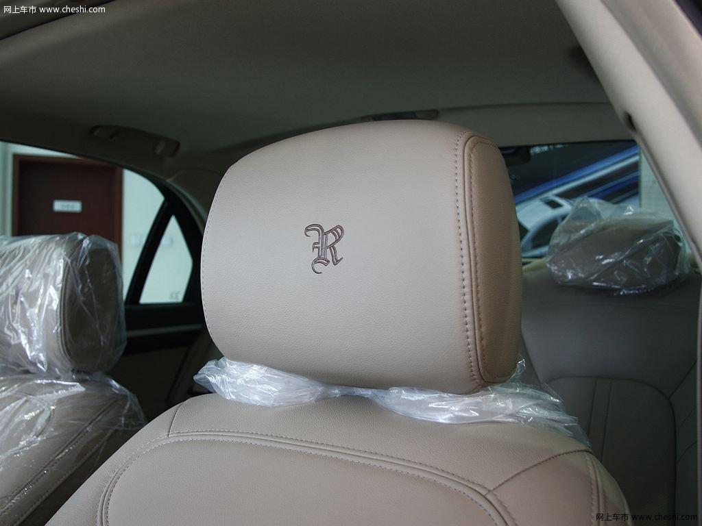 荣威7501.8t自动祺雅版2011款套管座椅标致206后桥车厢图片