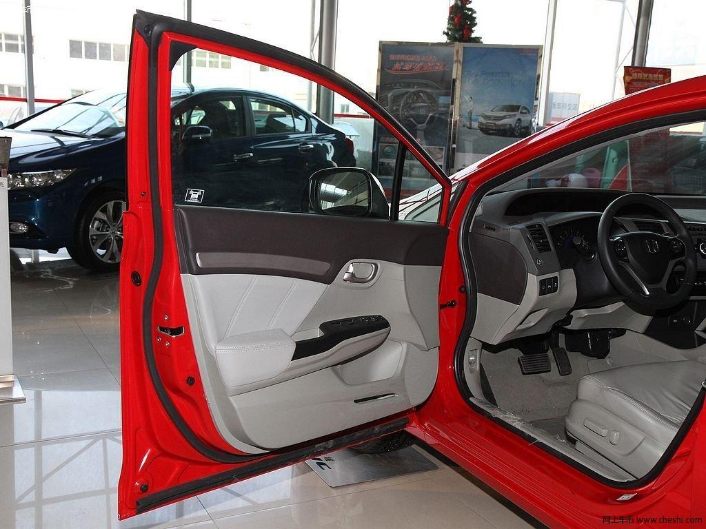 图片库 本田 思域 车厢座椅 2012款 1.8 vti at 豪华版车厢座椅