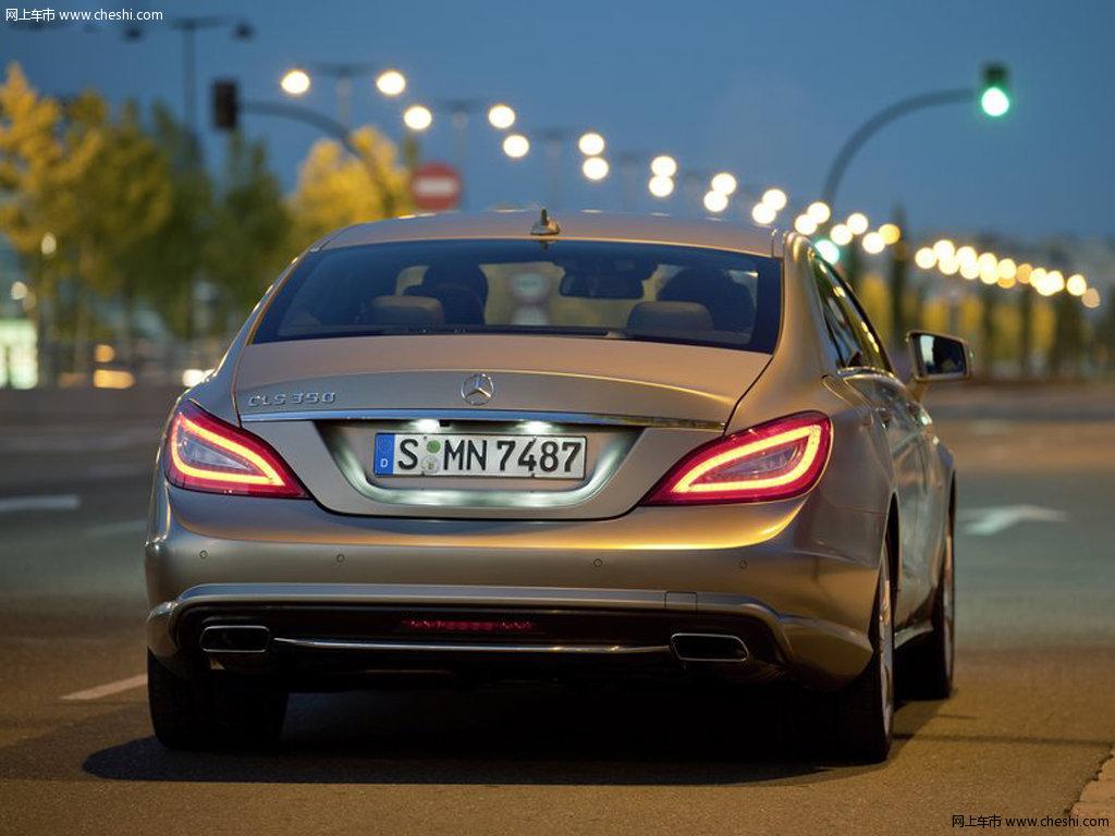 奔驰cls 2012款 cls 350