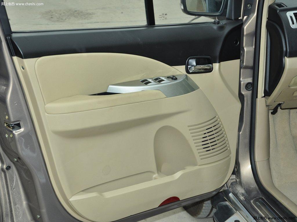 图片库 东风风行 景逸suv 车厢座椅 2012款 1.