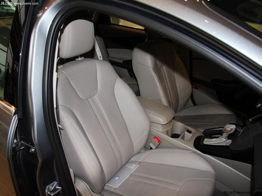 2012款 新福克斯三厢 1.6 at 尊贵型车厢座椅