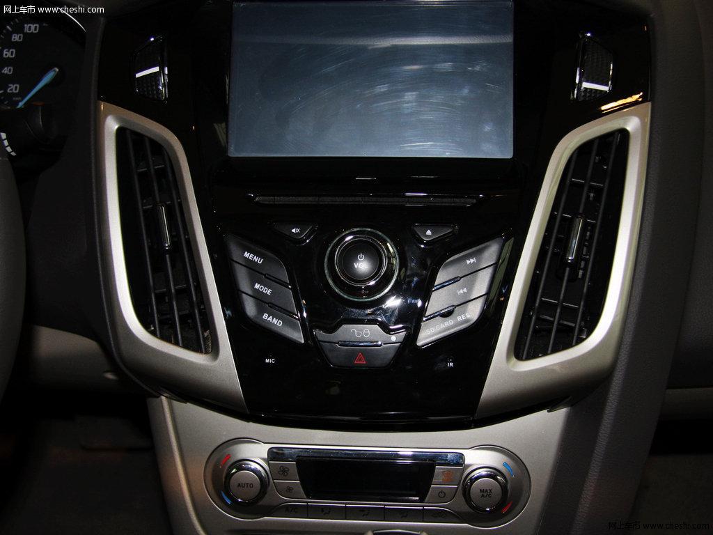 2012款 新福克斯三厢 1.6 高清图片