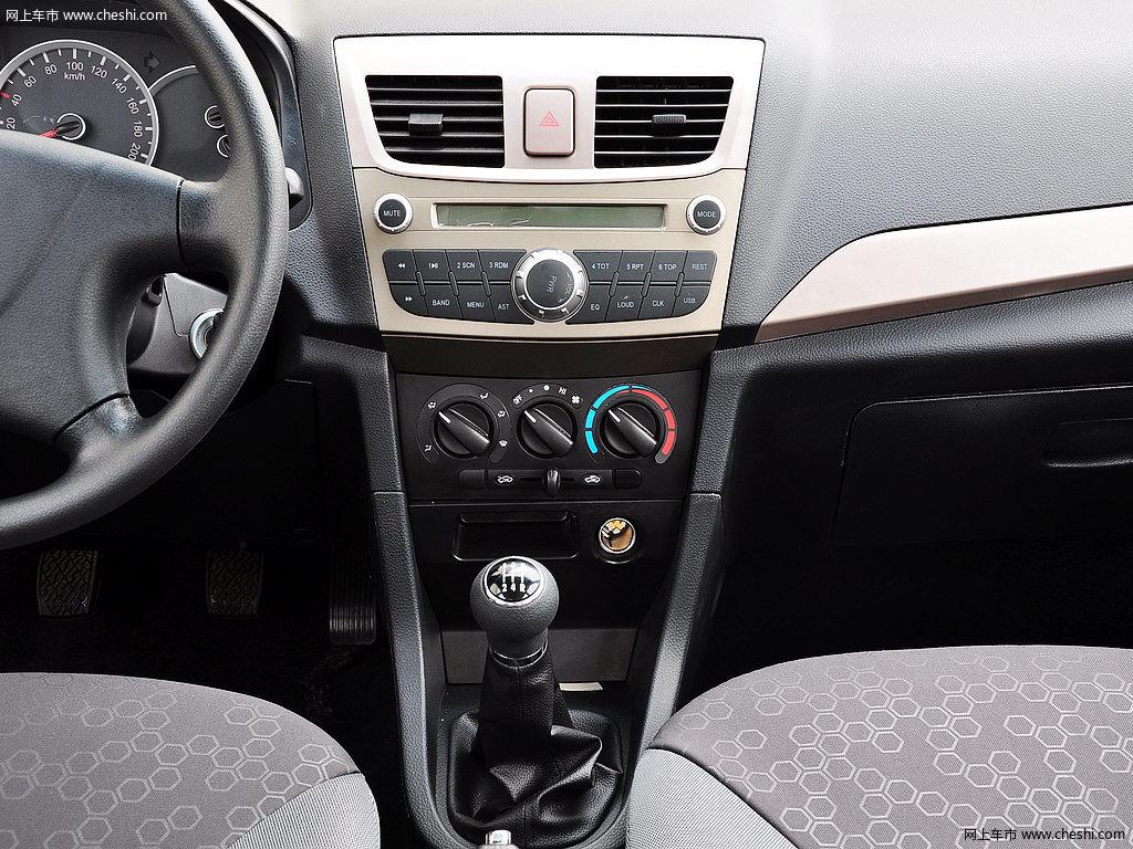三厢基本型  图片提供:张家口汽车销售服务总