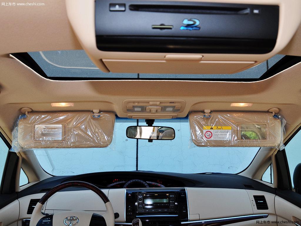 普瑞维亚 2012款 2.4L CVT 标准版图片
