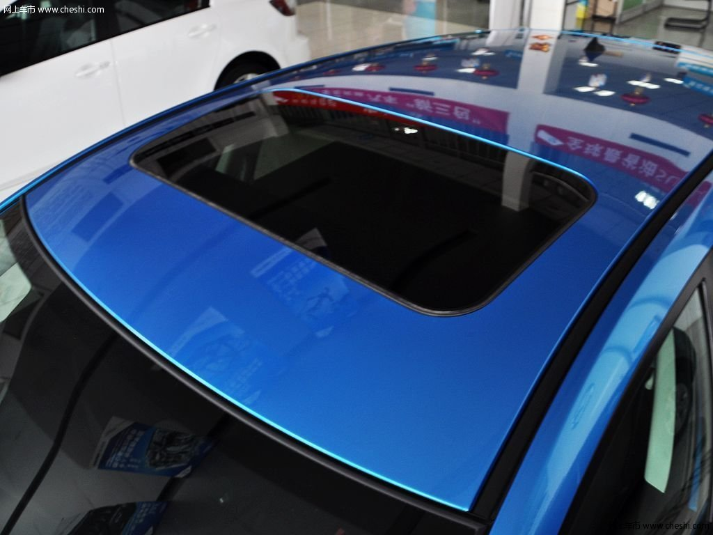 晴空蓝马自达3星骋 2013款 两厢 1.6 自动精英型外观细节高清图片 22 高清图片