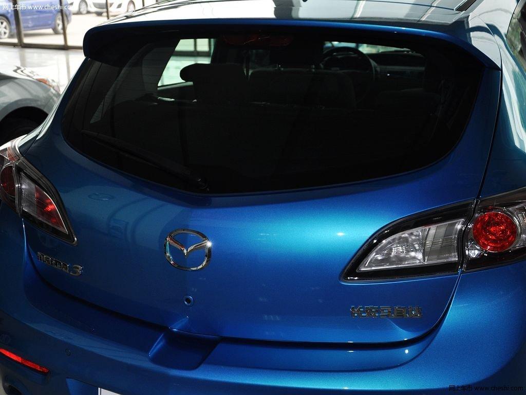 晴空蓝马自达3星骋 2013款 两厢 1.6 自动精英型其他细节高清图片 84 高清图片