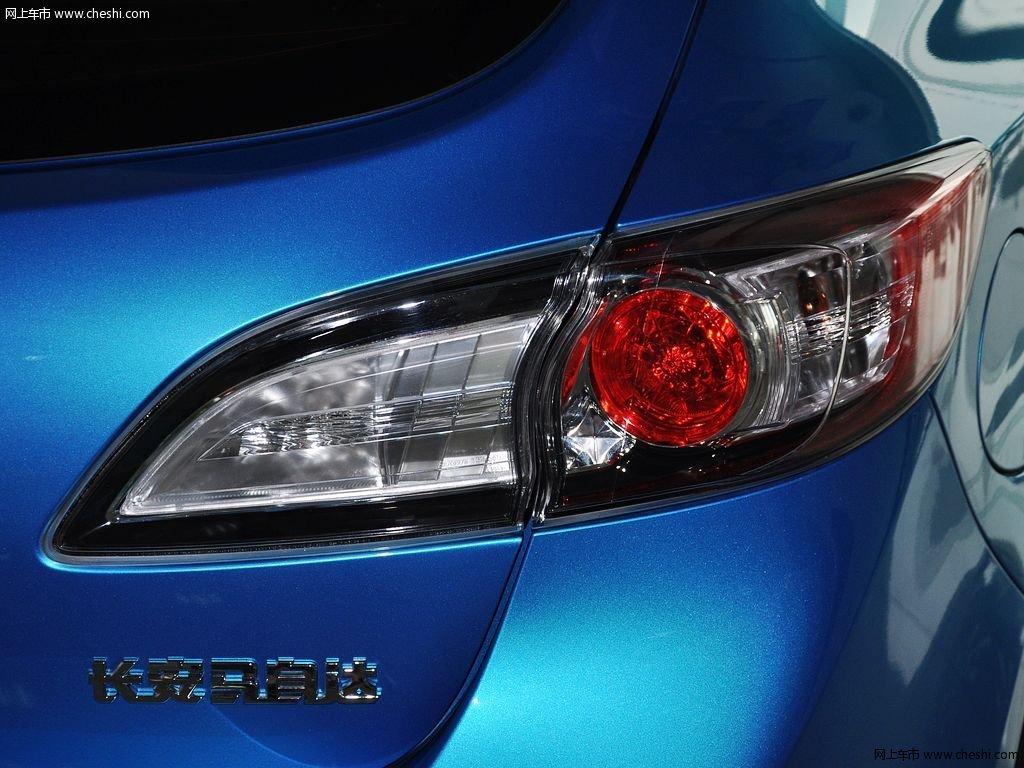 晴空蓝马自达3星骋 2013款 两厢 1.6 自动精英型其他细节高清图片 29 高清图片