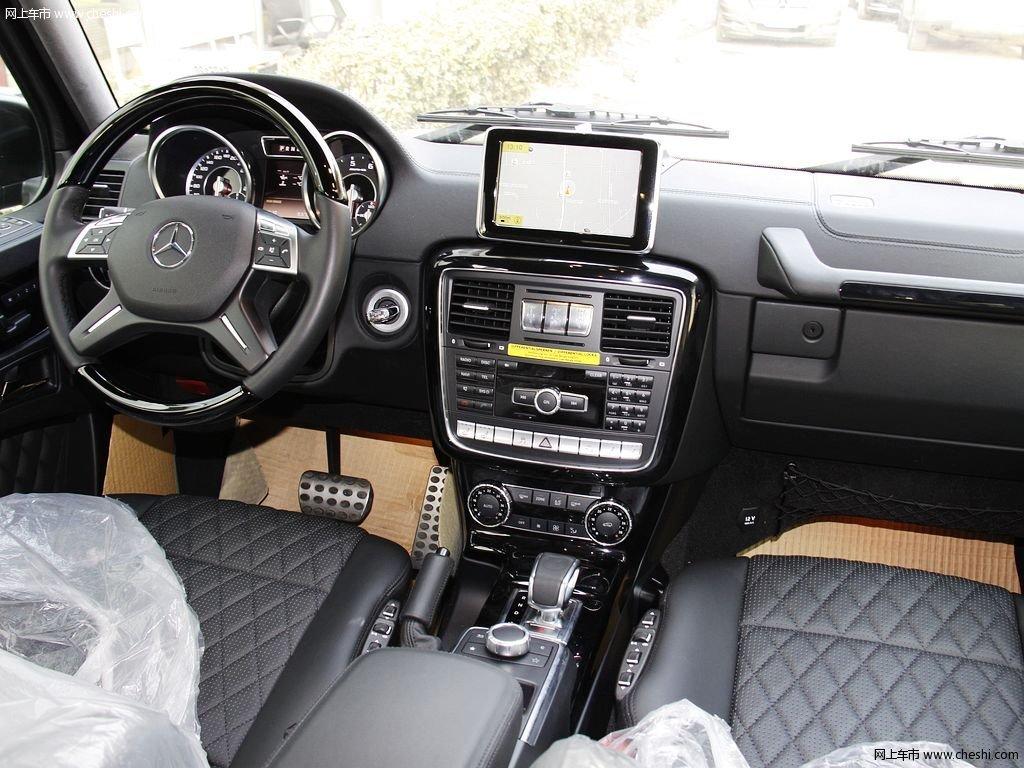 奔驰G级AMG 2013款 G65 6.0TAMG 5座其他细节高清图片 51 115 网高清图片
