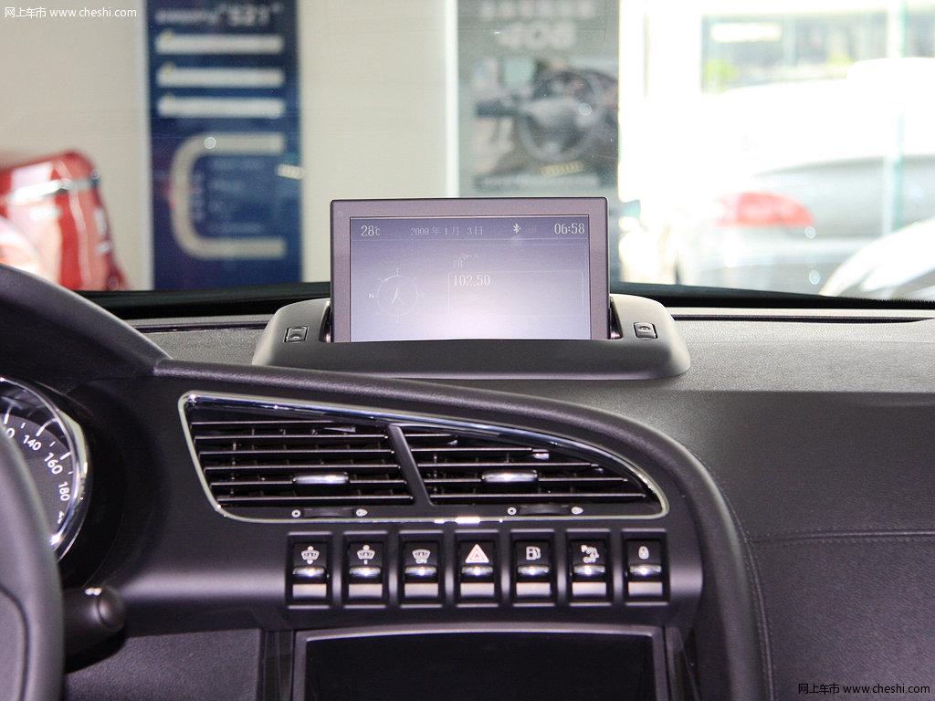 2013款 标致3008 1.6thp 罗兰加洛斯版 at 罗兰中控方向盘