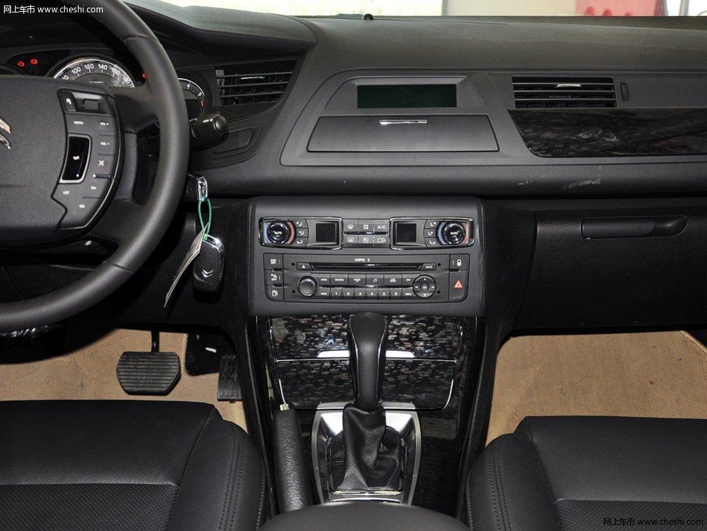 2013款 雪铁龙 c5 2.3l at 尊驭型中控方向盘