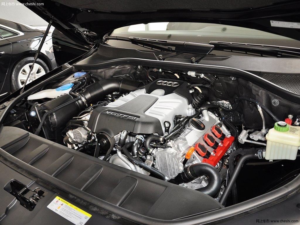 2014款 35tfsi quattro进取型动力底盘