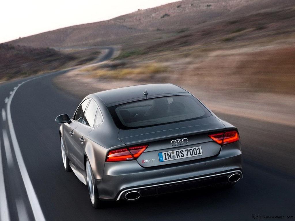 奥迪RS7 2014款 Sportback动态高清图片 26 106 大图高清图片