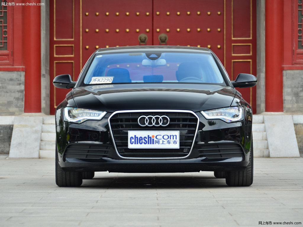 奥迪A6 2013款 2.0T 自动40 hybrid外观整体高清图片 10 43 网上车市 高清图片