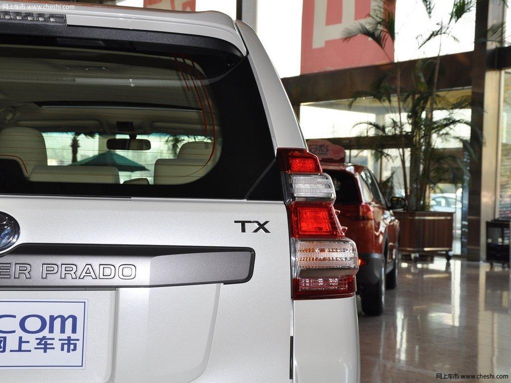 普拉多(进口) 丰田 普拉多 2.7L 自动 基本型 2014款 图片
