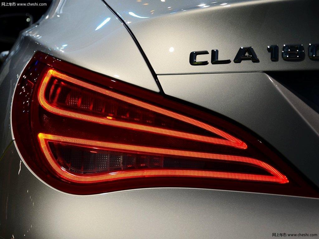 奔驰CLA 2014款 CLA180外观细节高清图片 9 9 网上车市 大图高清图片