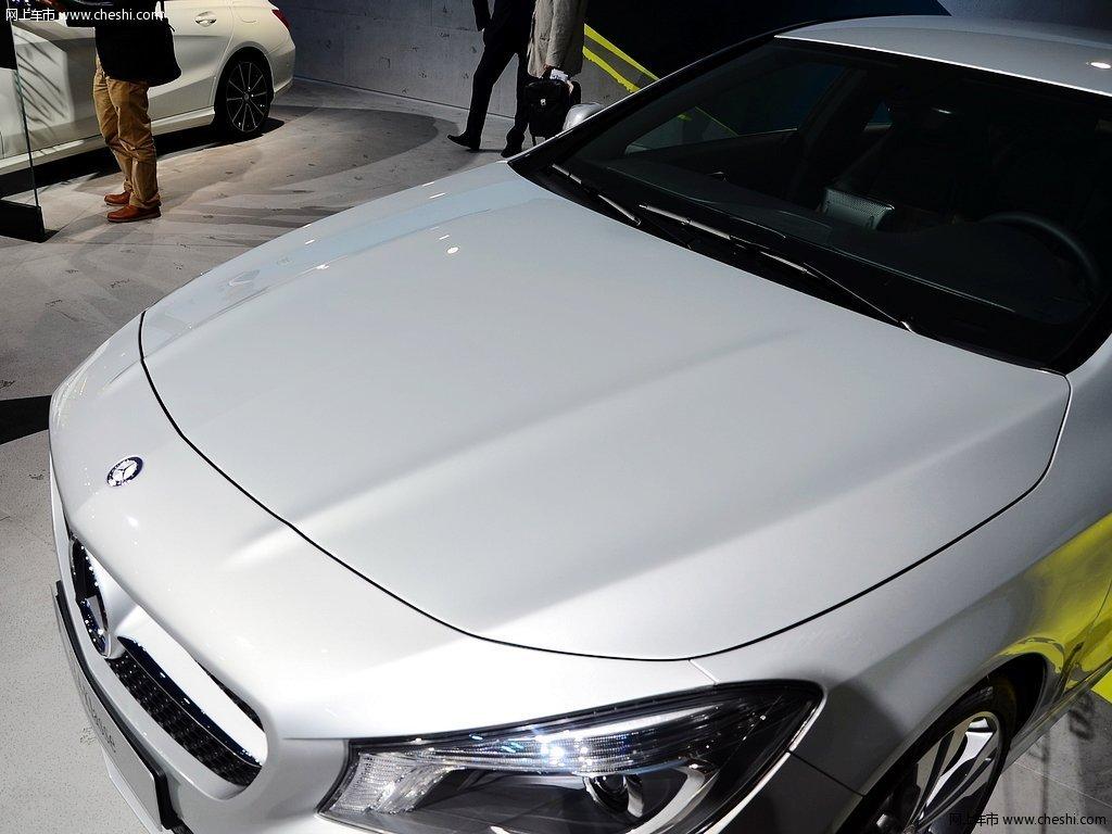 奔驰CLA 2014款 CLA180其他细节高清图片 4 33 网上车市 大图高清图片