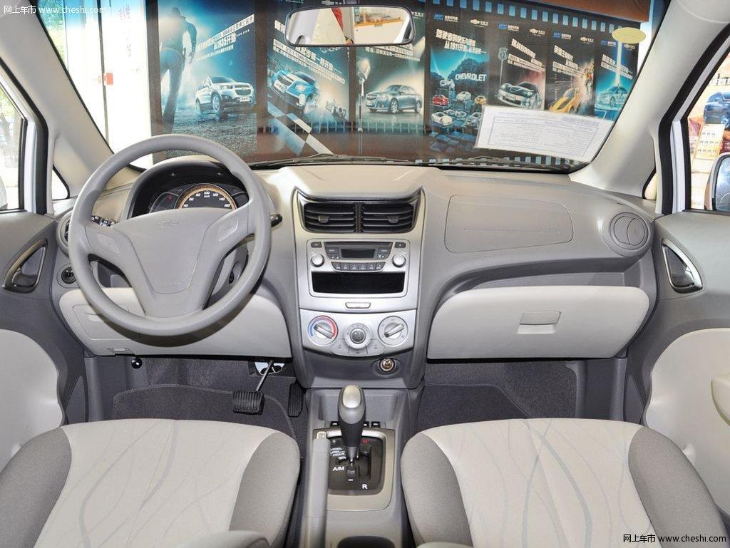 赛欧 2013款 1.4L EMT三厢 优逸版内饰中控高清图片 1 20 大图高清图片
