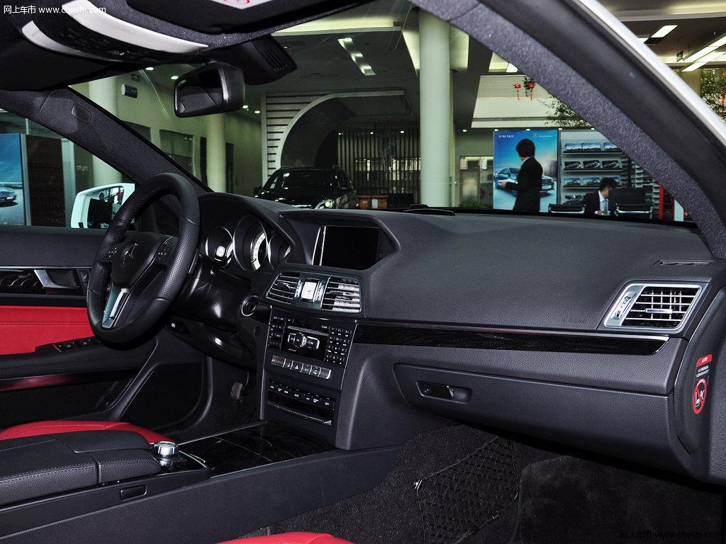 奔馳e級(進口) 2014款 e260 coupe圖片