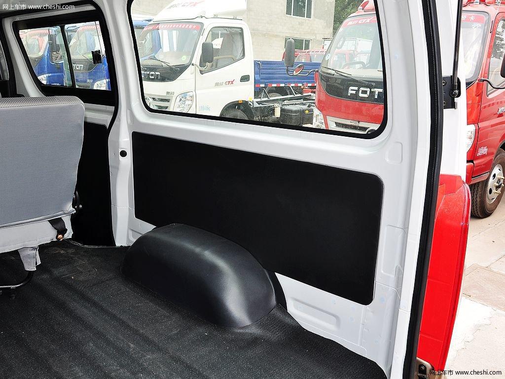 图片库 福田 风景g7 车厢座椅 2.