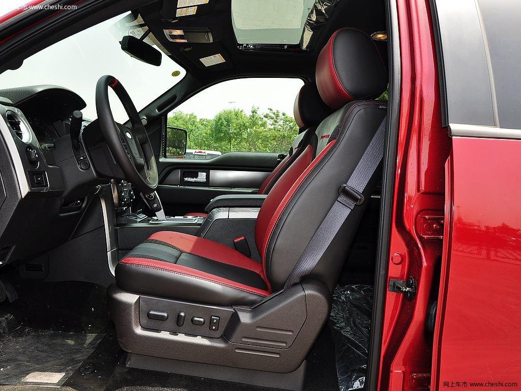 福特F150 SVT Raptor特别版 2014款图片
