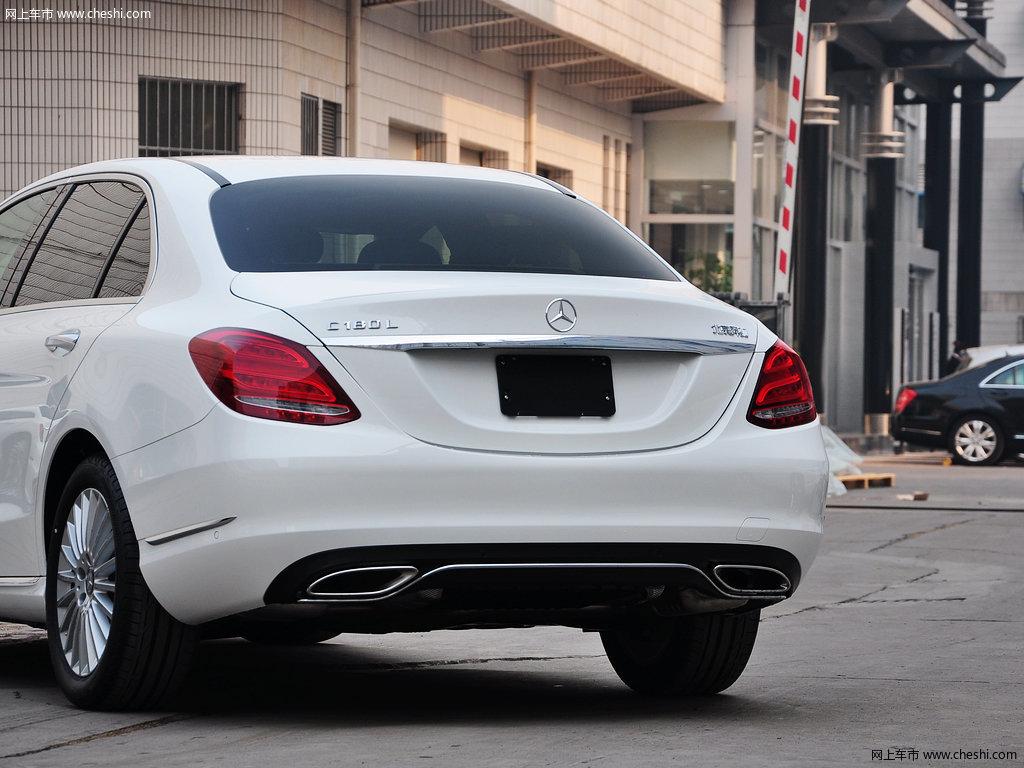 _奔驰c级 2015款 c180 l图片