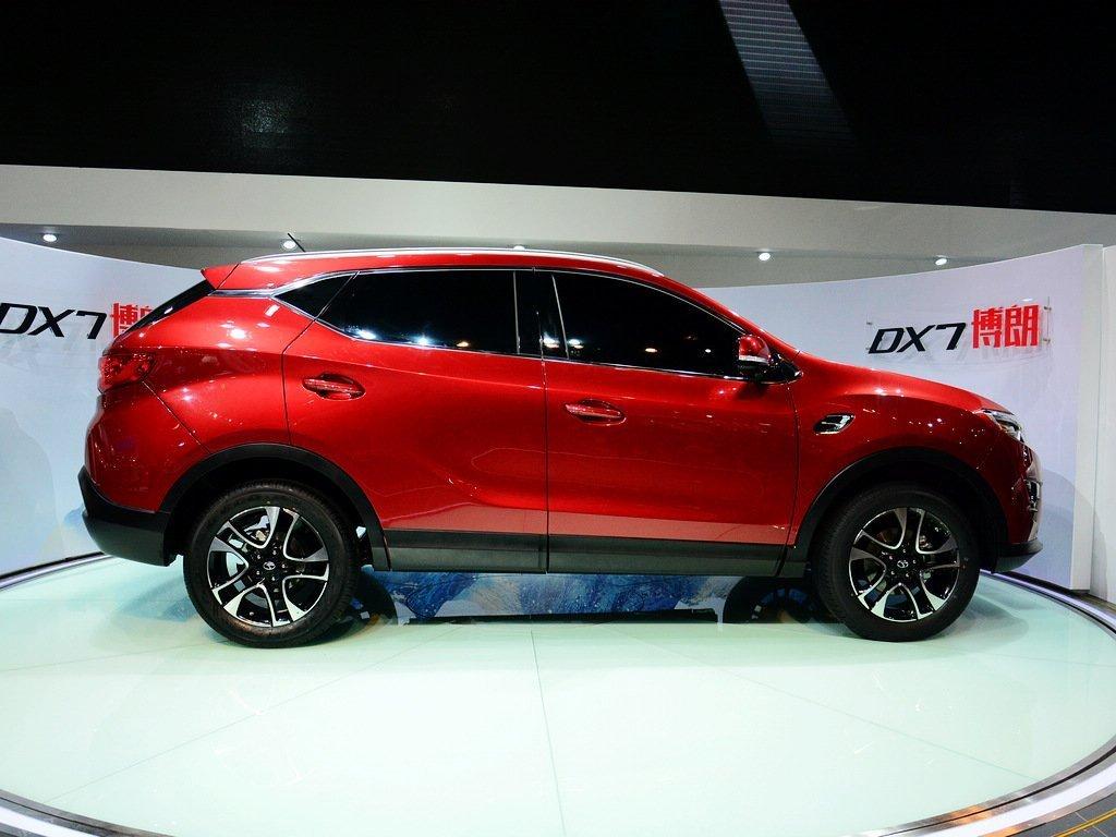 东南DX7高清图片