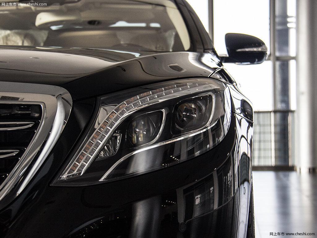 迈巴赫S级 2015款 迈巴赫S级图片