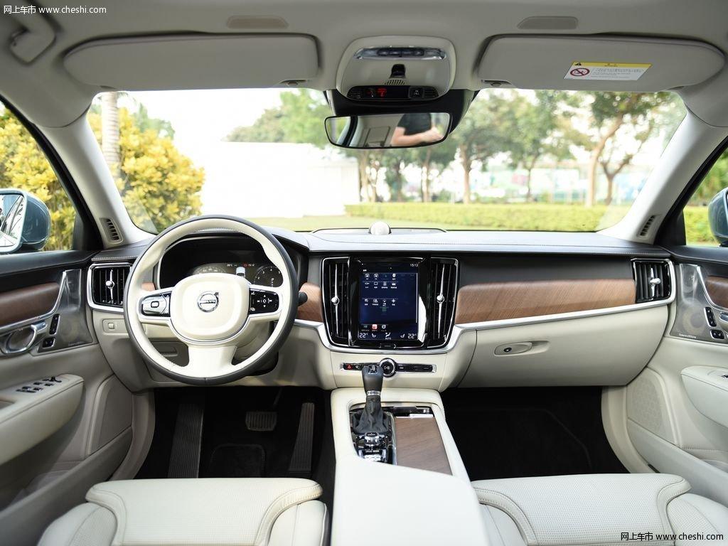 【沃尔沃全新S90长轴距 豪华轿车原图展示1840032X1840032-沃尔沃高清图片