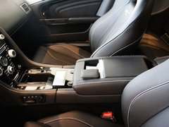 DBS 2009款 6.0 Touchtronic Coupe