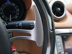 法拉利California 4.3 V8 中控局部